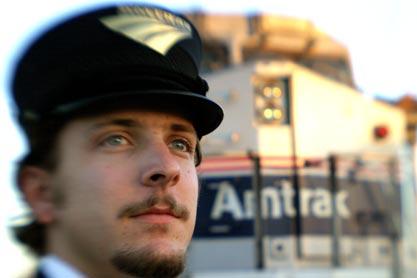 Steve Crise: Amtrak Conductor