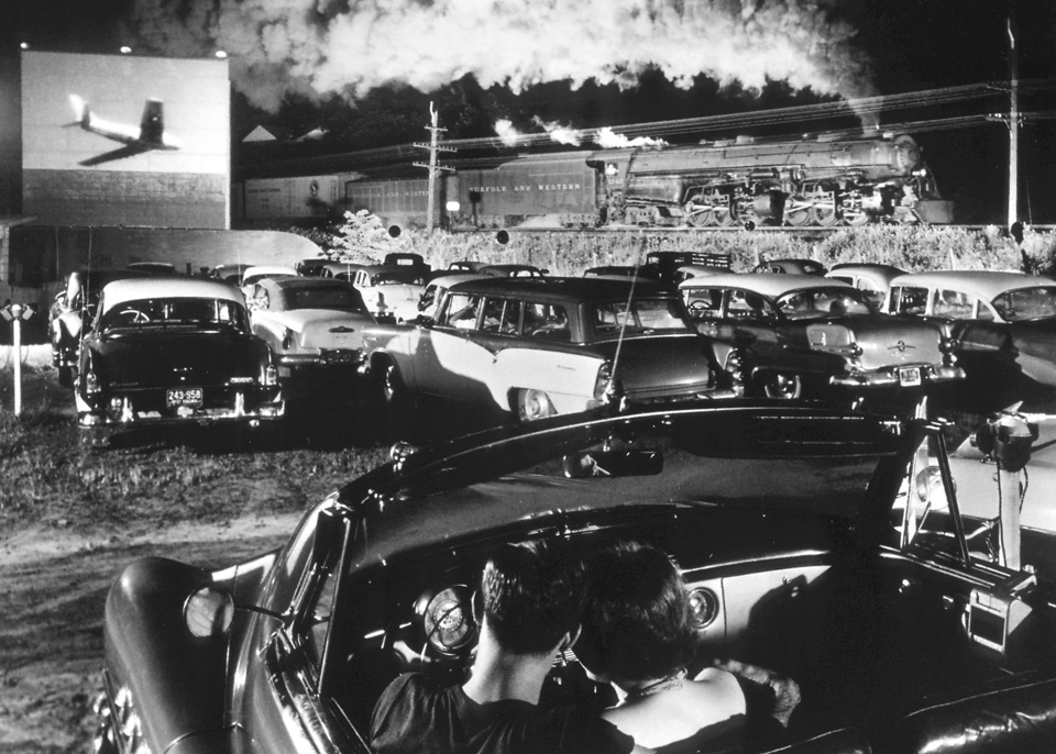 Hot Shot Eastbound, Iaeger, West Virginia, 1956