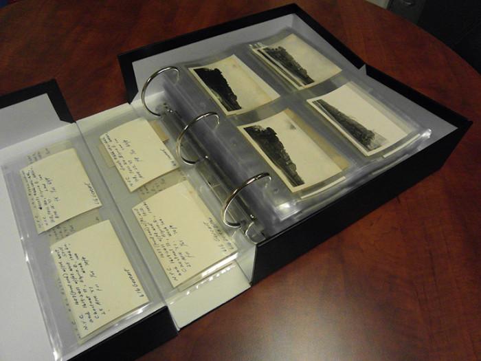 Johnson binder