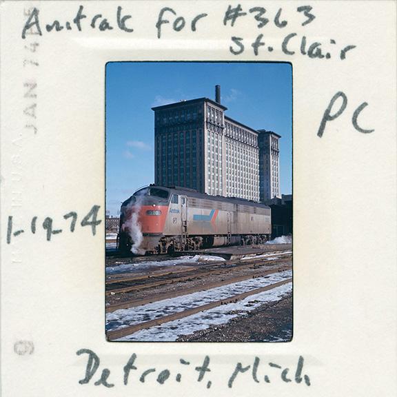 Detroit, Michigan, by John Bjorklund