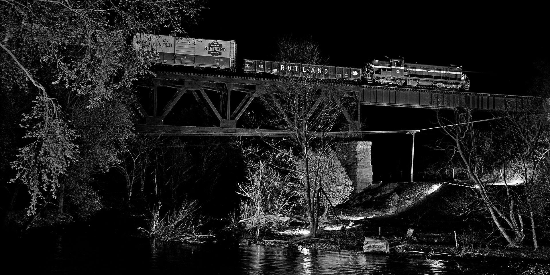 Rutland night, by Jim Shaughnessy