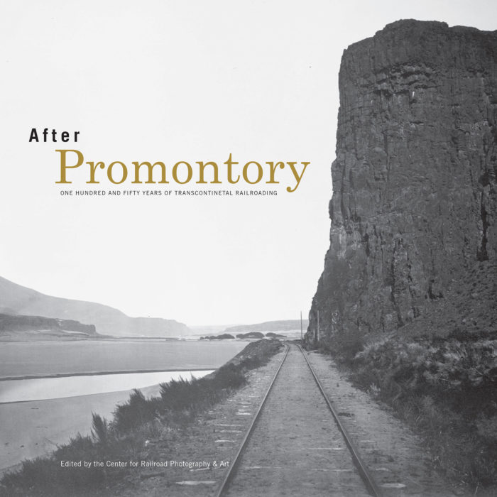 Cover of the After Promontory Exhibition Book.